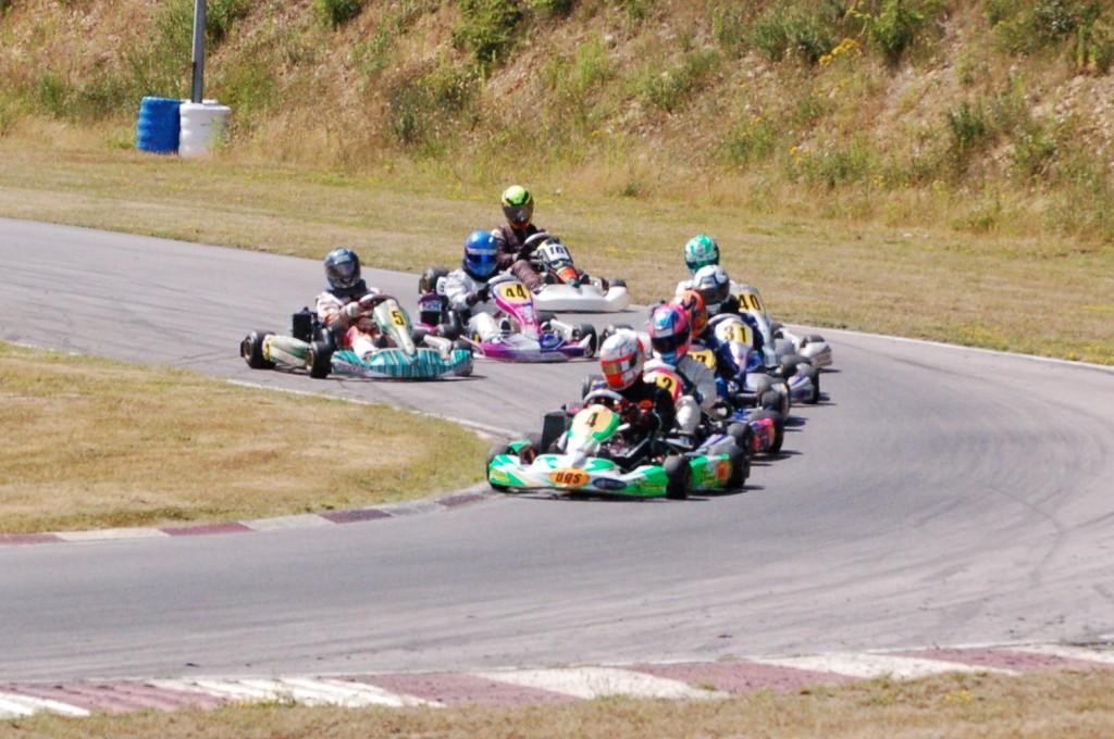 Karting Anneville-Ambourville