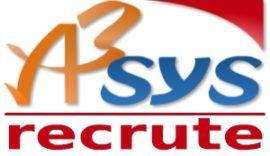 A3sys recrute