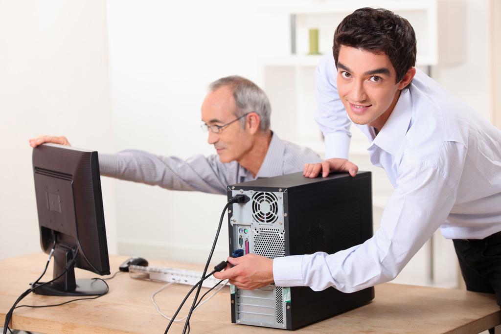 Matériel informatique et maintenance